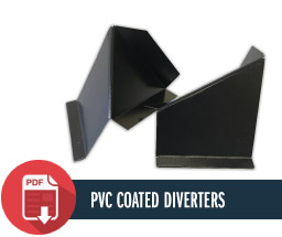PVC Coated Diverters