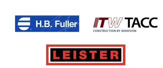 HB Fuller, ITW TACC & Leister Products