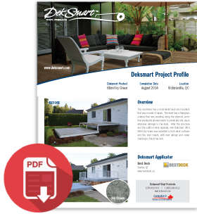 Project Profile Sheet - Ivy Green
